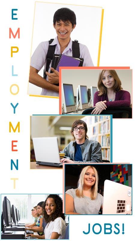 Employment at Atalanta Web Design