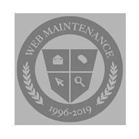 Web Service Logo, Web Maintenance