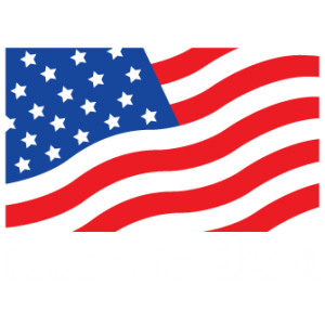 Web Service Logo, Made in USA