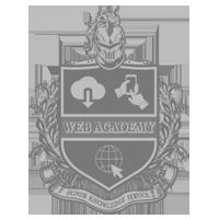 Web Service Logo, Web Academy